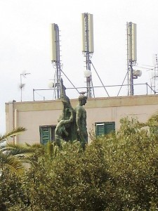 antenne a Modugno